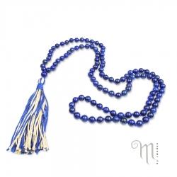 Malahalsbandet Indrani i Lapis Lazuli