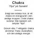 Armband Gita - Chakra