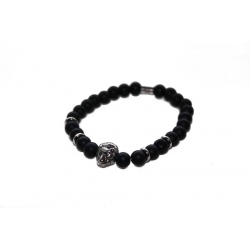 Armbandet Black Lion i Onyx