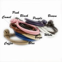 Läderarmband  Blue Candy