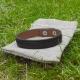 Läderarmband Robin Brown