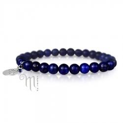 Armbandet Mira i Lapis Lazuli