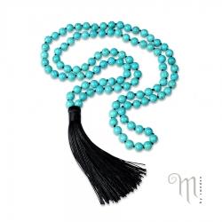 Halsbandet Prajna i Turkos