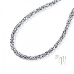 Stålhalsband  Valentino 5mm